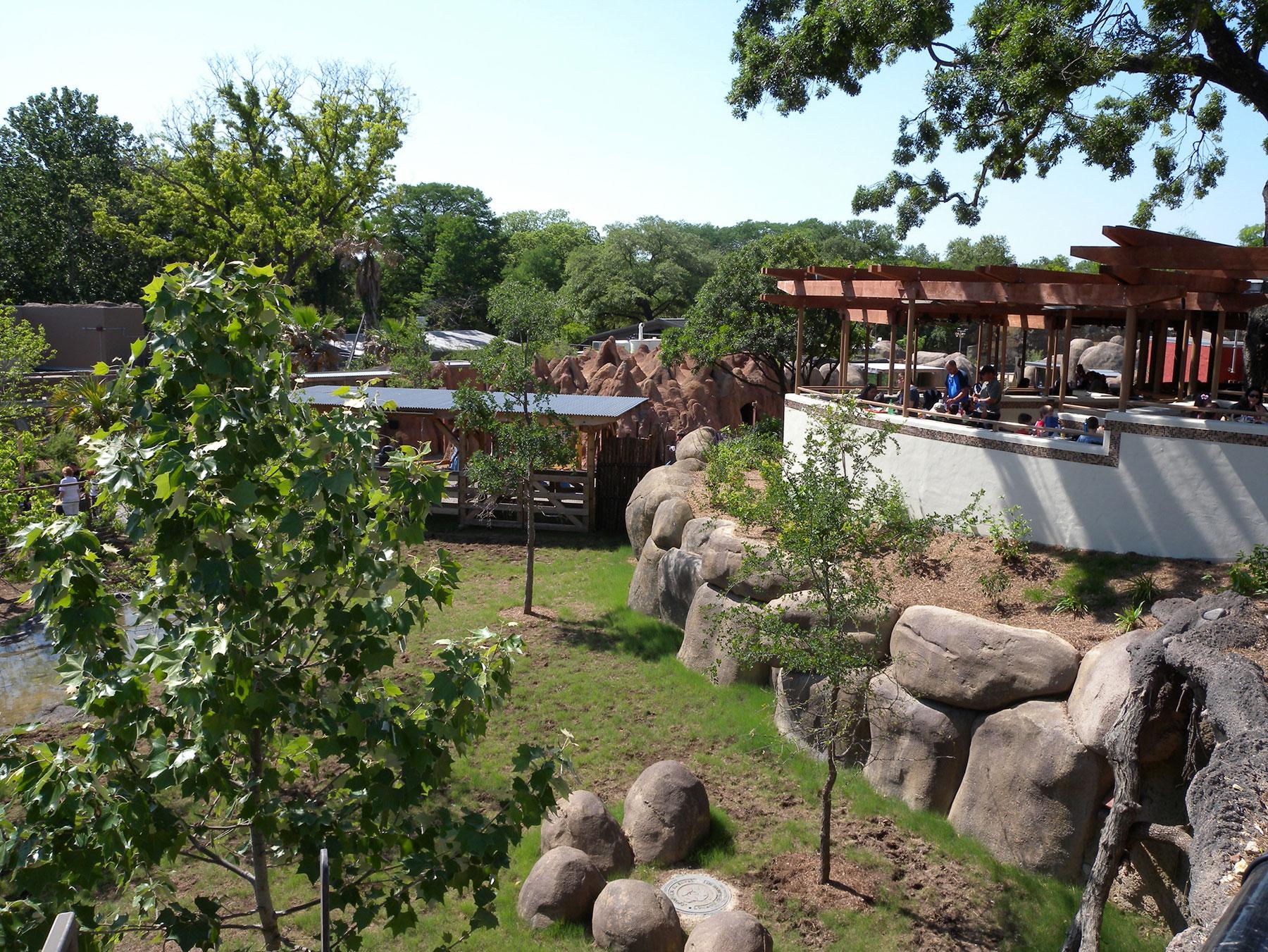 Africa Live! San Antonio Zoo, Phase II – Nassal